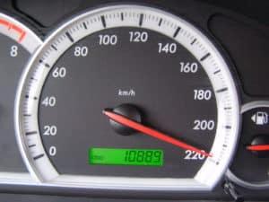 Контроль скоростных режимов