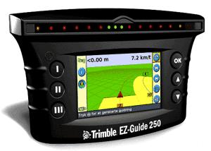 Измерение площади поля с помощью GPS