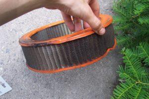 Как влияет воздушный фильтр на расход топлива