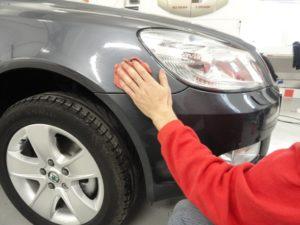Защита кузова авто в дальних поездках