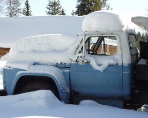 Расход топлива зимой